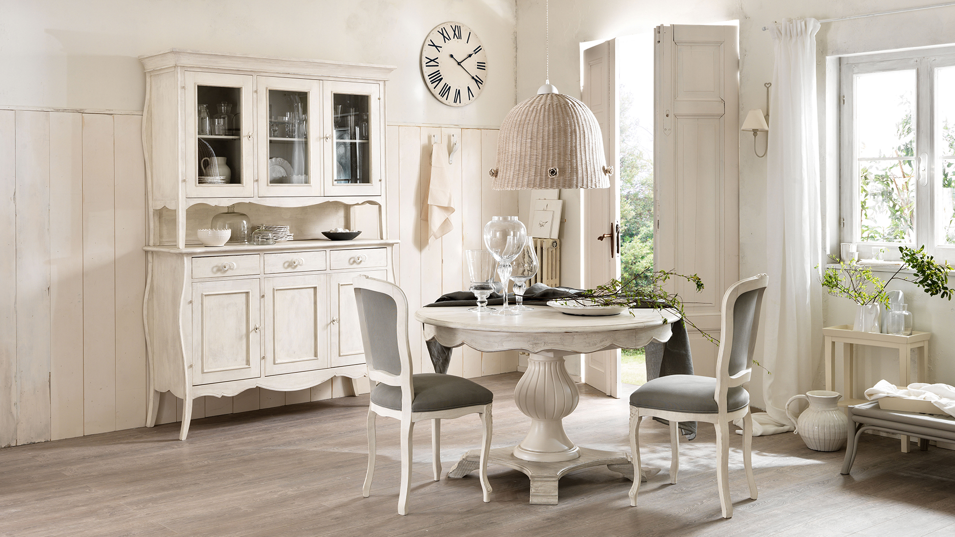 Amedeo sideboard and display cabinet cantori for Arredo chic