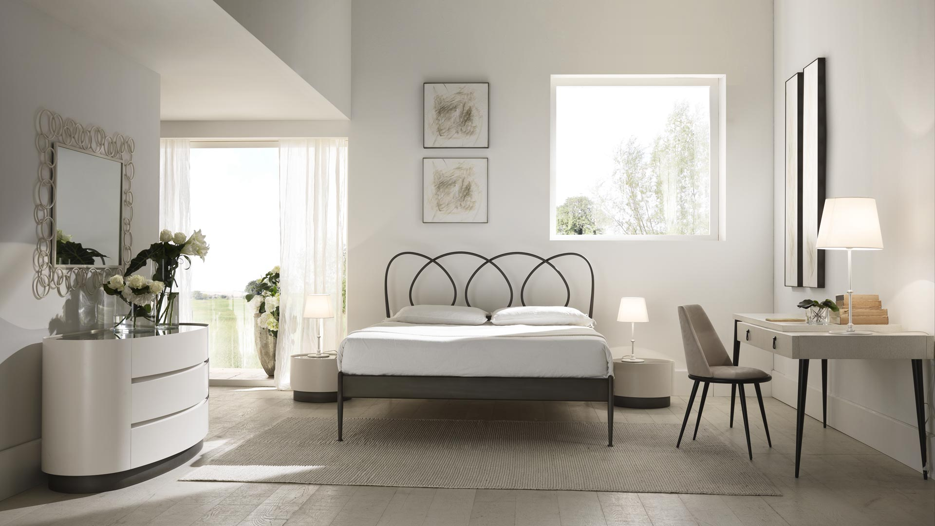 Helios beds cantori for Letti cantori