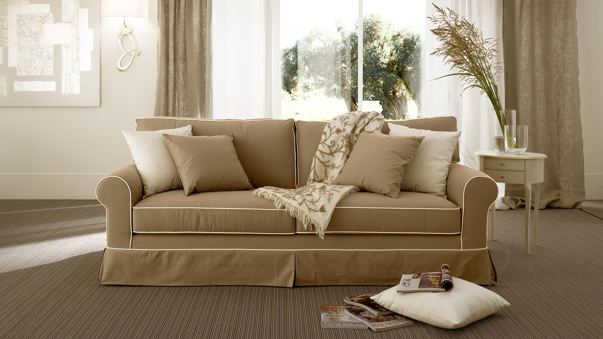 Divano rivoli cantori - Cuscini poltrone sofa ...